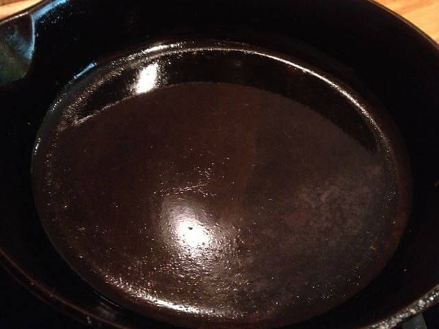 preheating-cast-iron