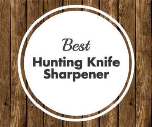 best hunting knife sharpener circle