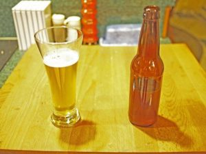 Beer is cool and satisfying, especially if you brewed it yourself.