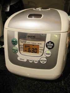 my rice cooker