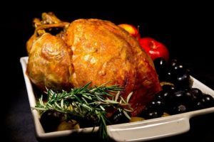 A well-roasted turkey is the centerpiece to any holiday feast.