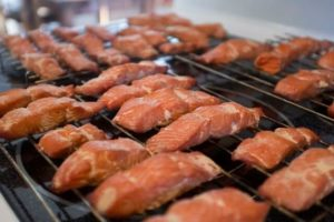 If you smoke salmon at home, you'll want to know the best recipe for salmon brine.