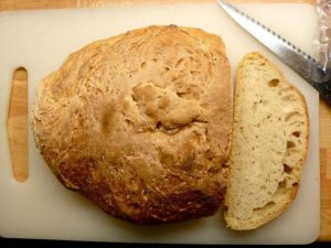 Baking fresh sourdough bread is simpler than you think!