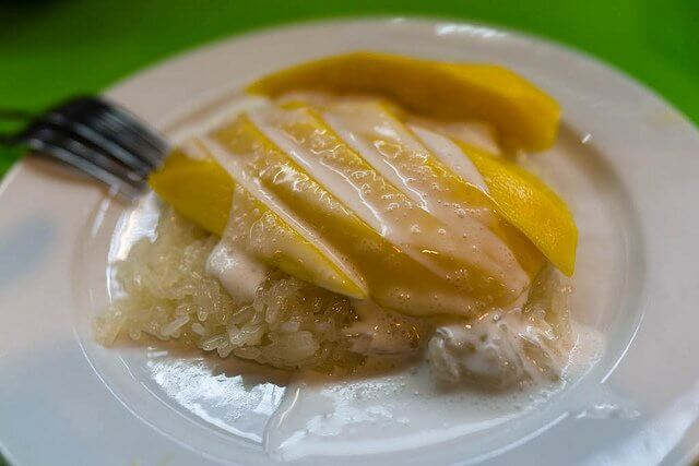 Sticky rice is a great side for breakfast, lunch, dinner, and dessert!
