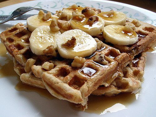 Healthy breakfasts and decadent desserts, brought to you by the humble waffle iron!