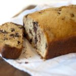 Banana bread is best when it's warm and moist!