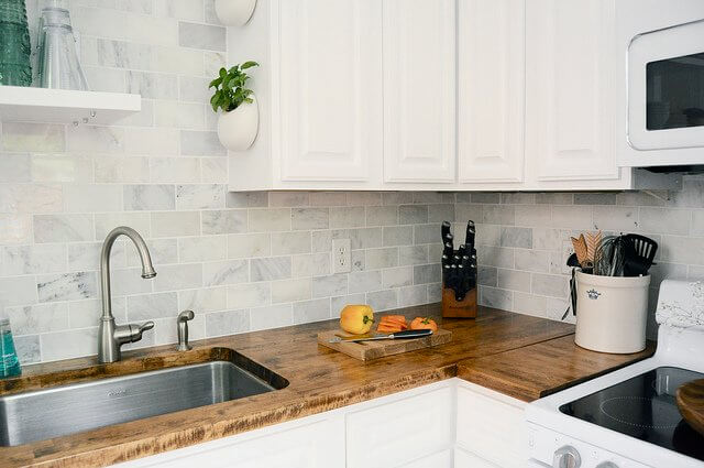 A quality butcher block will not only help you prepare meat, it will also beautify your kitchen.