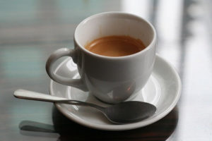 Simple, rich, and freshly-brewed. Life is good.