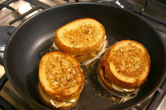 Gooey grilled cheese? Bacon with grease? With the right kitchen utensil, you'll cook them with ease!