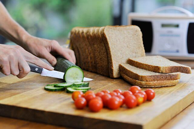 If you're supposed to sing to your garden plants, should you also sing to your cucumber sandwich?