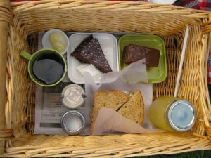 Impress your date with a classic picnic outing!