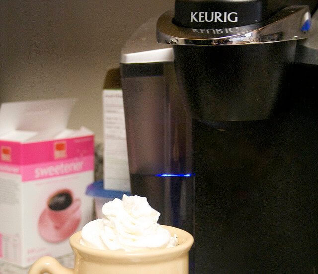 Keurig is a recognized and trusted brand for coffee lovers everywhere.