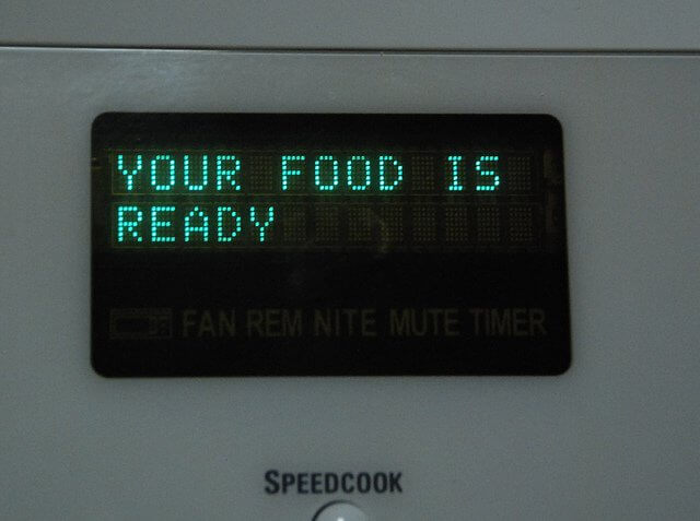 A good microwave gets your food from fridge to plate in minutes.