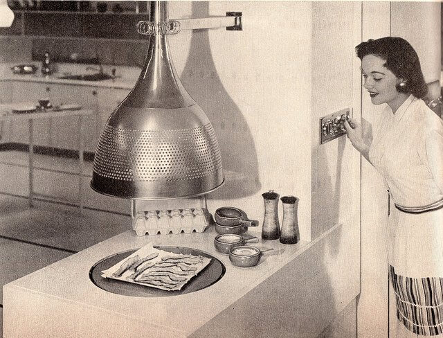 An era of the most modern conveniences!