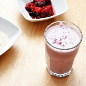 Bulk up or slim down with a delicious protein shake!