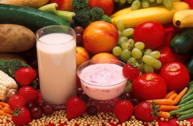 You can get protein from many different animal and plant sources.