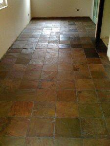 Keep your beautiful tiled floor beautiful!
