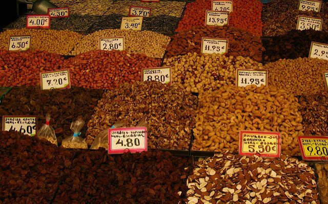 Incorporating nuts into your diet is no problem with such a wide variety to choose from!