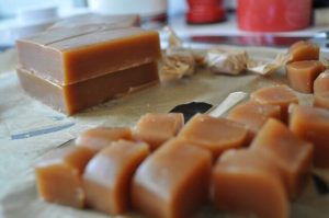 Making delicious candies, caramels, and fudge at home is easy and fun!