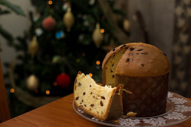 Christmas is all about food, fun, and family!