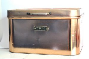 A bread box is an excellent way to keep bread fresh overnight!