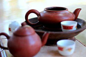 Is it tea time? Yes. It is.
