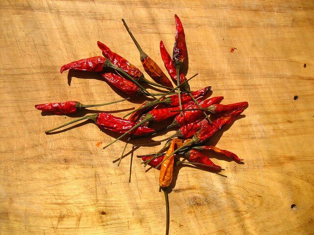 These chiles are ready to spice things up.