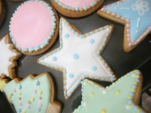 Royal icing takes a cookie from ordinary to wow.