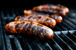 Make those sausages taste better. Clean your grill.