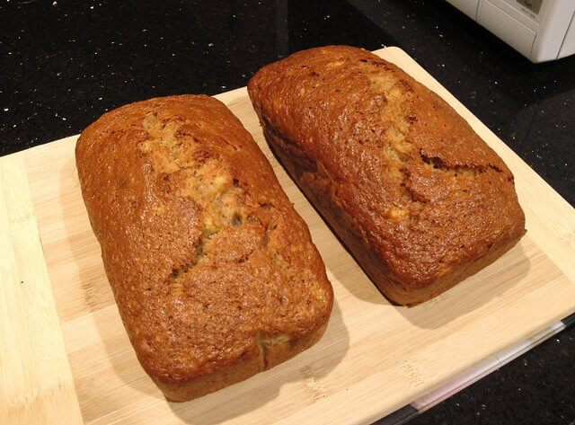 If the skin on your bananas turns brown, it won't matter if you make banana bread.