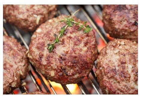 Burgers just look better on a clean grill.