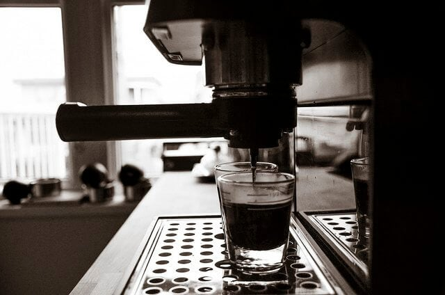 Why pay somebody else to make that americano? Make it yourself with your own machine!