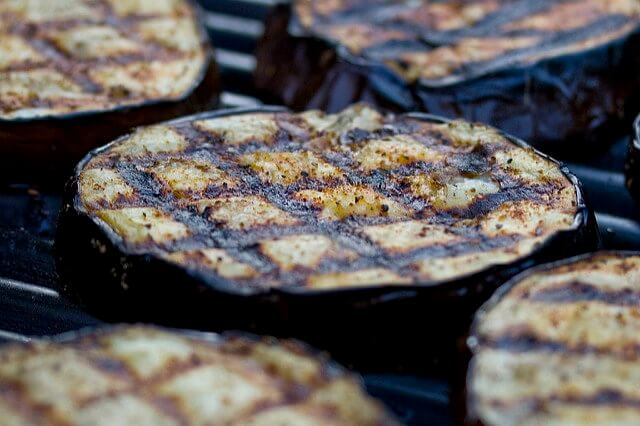There's a whole world of grilling just waiting for you. Grilled eggplant, anyone?