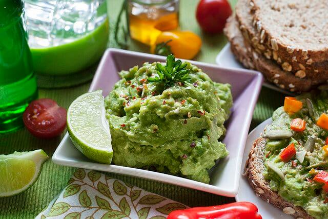Only ripe avocados get to be in my guacamole.
