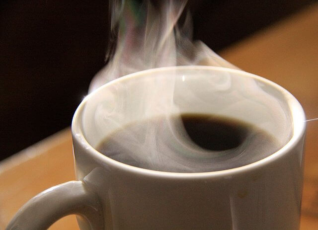 Use the right amount of grounds to brew the perfect cup of joe.