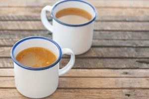 Hearty, healthy bone broth. Make it with the best slow-cooker for the job.