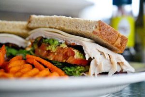 What's better than a turkey club? One with turkey you sliced yourself.
