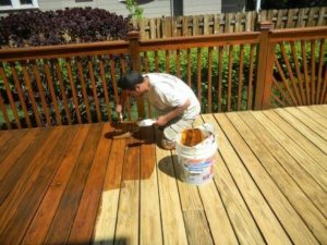 Best Grill Mat for Wood Deck
