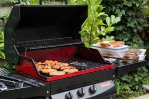 Grill mats make cleaning up easy