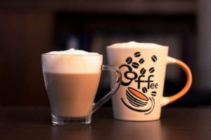 Enjoy a perfectly warm cup of coffee all day long with an insulated mug.