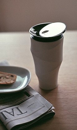 Coffee tumblers are so versatile. They are great for use at home or on the go.