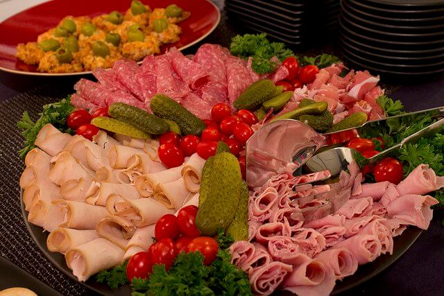 Create your own deli platters and sandwiches right in your own kitchen.
