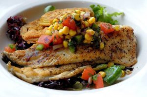 Fish dishes seem tricky, but they're easier than you may think with the correct pan!