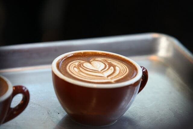 The best part about learning latte art? You get to drink your mistakes!
