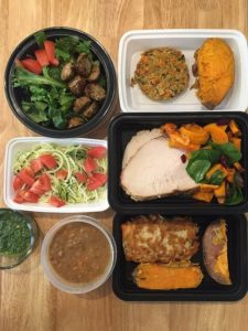 Only the safest, most diverse, healthiest set of tupperware should be used for your meal prep!