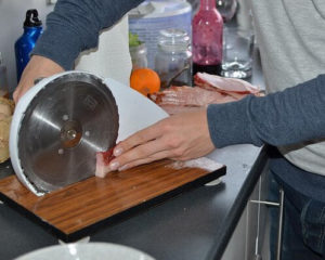 Home meat slicers can save time and money!