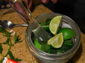 With the right muddler, you can make the perfect mojito every time!