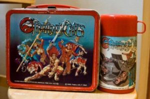 old kids lunchbox