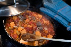 Having the right pot can make all the difference when it comes to making stew or other dishes.