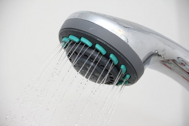 The best shower starts with filtered, soft water.
